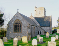 St Mary's Church Luppitt